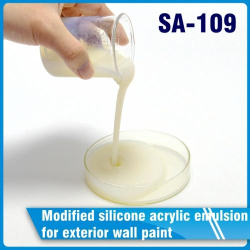 Acheter émulsion Silicone Acrylique Modifiée Pour Peinture